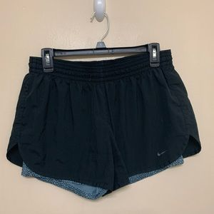 Nike Shorts with Spandex lining